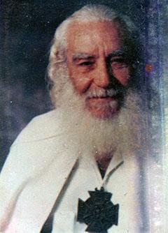 Imagen del S. Hermano Mayor José Manuel Estrada
