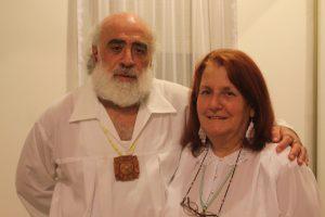 Maestro Carlos Michan y Esposa