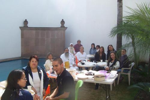 Casa AUM Monterrey