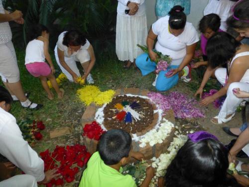 Ceremonia Maya 01