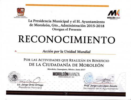 Presidencia Moroleon