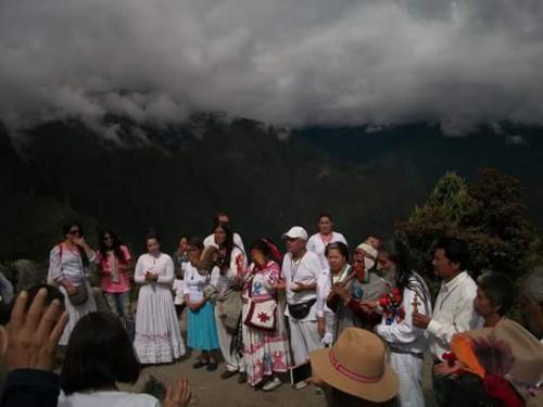 Peregrinaje Peru 2015 01