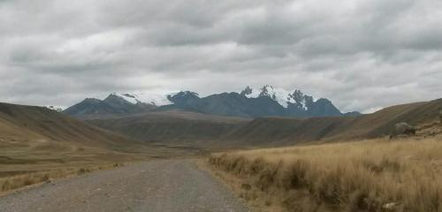 Pastoruri, Peru